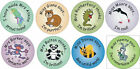 48 Animal themed reward stickers for teachers or home