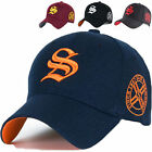 New Mens casual hat baseball cap Women ball caps adjustable size hats