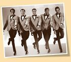 TEMPTATIONS SEPIA PRINT POSTER SIZE MOTOWN OLDIES