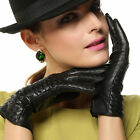 Cool WARMEN lady real nappa leather gloves L118NN