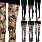 Lace Gauze Women Rock Punk Funky Sexy Leggings Tights Pants