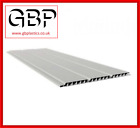 300mm Hollow Cladding, Soffit Triple Board 2 x 2.5M (White, Black and Brown)