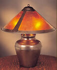 Mission, Arts & Crafts Traditional Style MicaTable Lamp #003, Stickley era