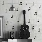 20 x MUSICAL NOTE Wall art stickers - music, vinyl, kids, bedroom, decal - SH6