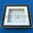 "3D 14""x11"", 16""x12"" Picture Frame Memory Medal Display Box 32mm/1.25"" Deep"