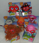 MOSHI MONSTERS PLUSH TOY - SUPER MOSHI CHARACTERS - 7 TO CHOOSE FROM - BRAND NEW