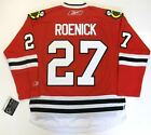 JEREMY ROENICK CHICAGO BLACKHAWKS REEBOK NHL PREMIER HOME JERSEY NEW WITH TAGS