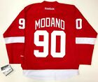 MIKE MODANO DETROIT RED WINGS REEBOK PREMIER HOME JERSEY NEW WITH TAGS