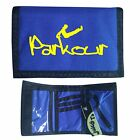 PARKOUR WALLET blue URBAN free running runner BNWT GREAT GIFT - T shirt in shop