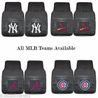 MLB Teams - 2 Pc Heavy Duty Vinyl Car Truck Auto Floor Mats