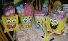 SPONGEBOB SQUAREPANTS EASTER BASKET  FREE EASTER GRASS AND FREE EASTER EGGS