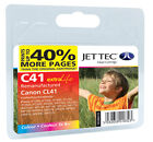 CL-41 Colour Remanufactured Printer Ink Cartridge