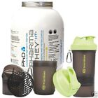 PHD Nutrition Pharma Whey Protein 2.27kg / 5lb - All Flavours + Smart Shaker