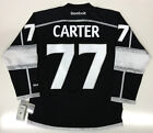 JEFF CARTER LOS ANGELES KINGS HOME REEBOK NHL PREMIER JERSEY NEW WITH TAGS