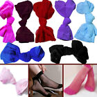 Candy Fashion Colours Short Plain Socks Stretchy Sheer Thin Vintage Pop Ladies