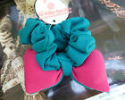 Japan Korean Style Mix Colors Cute Bright Colorful Sponge Bow Hair Tie