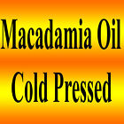 Pure Macadamia Oil Hair Treatment Dry Skin Itchy Scalp Wrinkles New