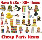 Cheap Assorted Childrens Kids Party Goody Loot Bag Gift Fillers Pinnata Toys