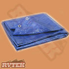 TARP POLY 6 X 4 FOOT QUALITY TEAR PROOF WATER PROOF 1.8 X 1.2 MT TRAILER COVER