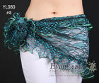 New Belly Dance Costume Hip Scarf Belt