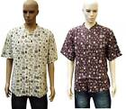 New Chinese Oriental Mens Kung Fu Style Top Shirt  Dragon Charm Symbol Patten