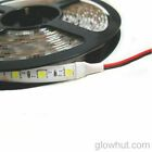 5050 LED strip waterproof adhesive backing lead wire red white blue yellow green