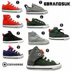 New Toddler Infant Babies All Star Converse Velcro Lace Trainers Shoes Uk 2-10