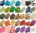 Glass Pearl Beads, Choose your own colour! Choose from 4mm, 6mm, 8mm, 10mm & 12m