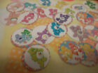 Pre Cut  Care Bears One Inch Bottle Cap Images!