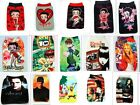 Mobile Phone/iPod Sock/Pouch-Betty Boop/Sponge Bob/Emily/Edward/Jacobs/Ben 10/MJ