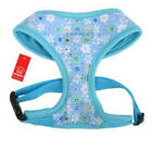 Small Puppia Dog Harness Blue Soft Collar -Buttercup 12-17
