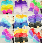 + FREE BAG PAIRS 1.5M BELLY DANCE 100% SILK FAN VEILS MULTICOLOR FREE SHIPPING