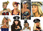 NEW 2014 SUPER DELUXE CELEBRITY FASHION NOVELTY COSTUME HATS, CAPS, FEDORAS