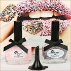 Amazing 3D Caviar Nail Polish Manicure Sets Microbeads Paint Beads Rainbow Art