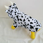 Cute Cow Costome Jacket DOGS- clothes Chihuahua Small Breed DOGS Nice