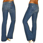 $189 Seven 7 For All Mankind A-Pocket Flare Mid-Rise GUMMY Jeans Heritage 24-29