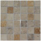 30.5x30.5 NM-941 Travertine Mixed Mosaic 4.8 (5 Sheets Or More)