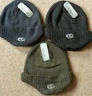 MENS BOYS GERMAN STYLE THERMAL THINSULATE WARM BEANIE HAT FLEECE LINED 5 COLOURS