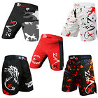 MMA Shorts Grappling Cage Fight Boxing Muay Thai Shorts