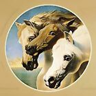 Pharaoh's Horses~counted cross stitch pattern #213~Vintage Animal Graph Chart