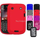 NEW STYLISH SILICONE CASE COVER FOR BLACKBERRY BOLD 9900
