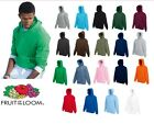 Fruit of the Loom Hooded sweat All Colours & Sizes