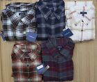 CROFT & BARROW BIG & TALL CLASSIC FLANNEL SHIRT STYLING, QUALITY, DETAIL LIST$40