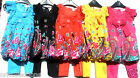 BN*GIRLS LINED**PAISLEY***PRINT CHIFFON TOP WITH BOW***& LEGGINGS SET (multi)