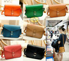 Lady PU Handbag Messenger Bag Cross Body Shoulder Evening Baguette Hobo YBS098