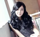 Hot Sell Newest Fashion Women's Long Curly Full Synthetic Wig 3 Colors Available
