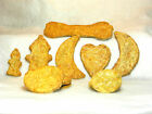 Homemade Carrot Cookies 4oz Hard And Crunchy For Gums And Teeth