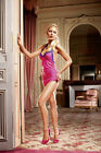 Pink Mesh Dress one size 10 - 16