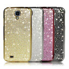 Samsung Galaxy S4 luxury Crystal Cubic Smartphone Anti Shock Hard Case Cover