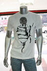 Men's Rawyalty MICROPHONE Clear Stone White Tee Shirt